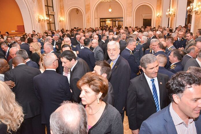 Serbian Army Day Commemorated