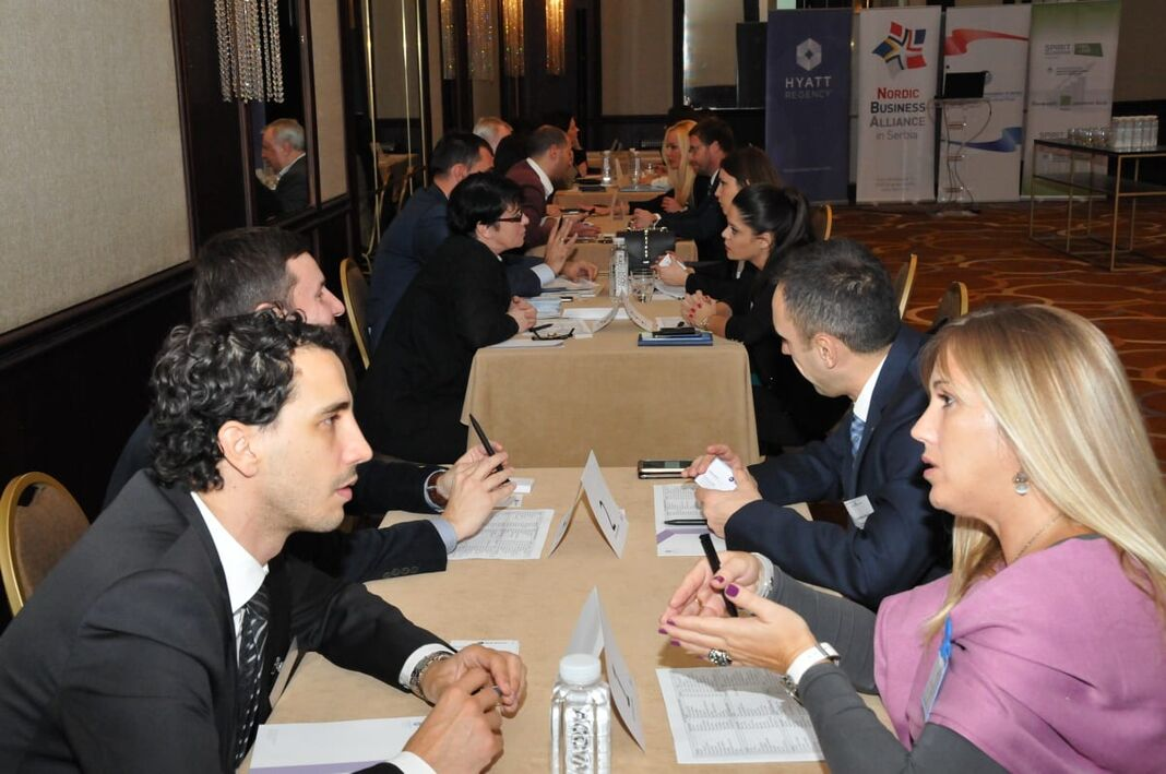 Speed Business Meeting 2016