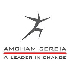 American Chamber of Commerce AmCham logo